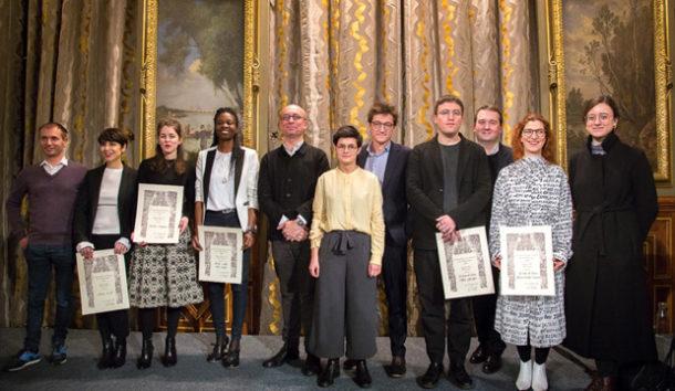 Fondation Rémy Cointreau participation in the jury des grands prix de la création de la ville de paris atelier de paris